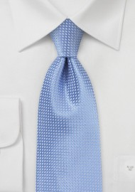 Sky Blue Kids Necktie