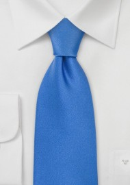 Solid Kids Ties Bright Blue