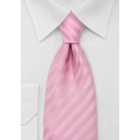 Kids Tie in Rose-Pink