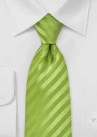 Apple Green Tie