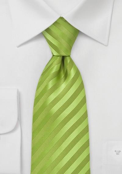 Apple Green Tie