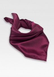 Burgundy Red Womens Scarf