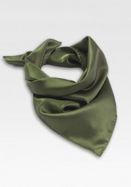 Olive Green Women's Scarf