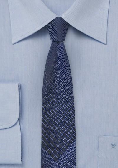 Graphic Design Skinny Tie