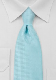 Electric Blue Tie Made in Boys Length