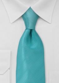Oasis Blue Boys Size Tie