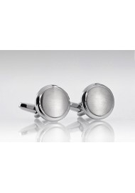 Two Tiered Rounded Cufflinks