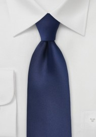 Pacific Blue Tie in Long Length