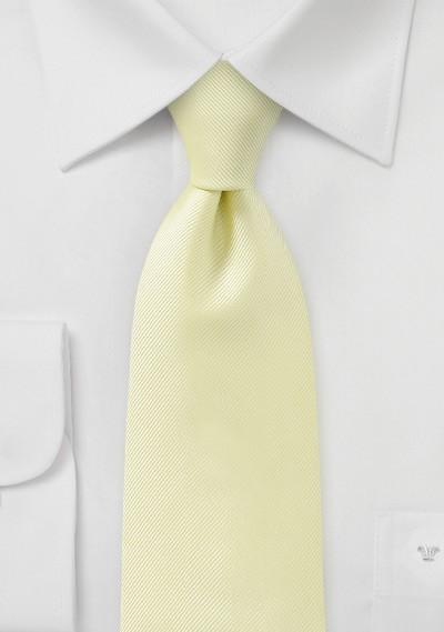 Citrine Yellow Necktie