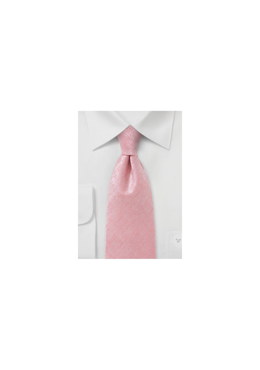 Heather Tie in Pink
