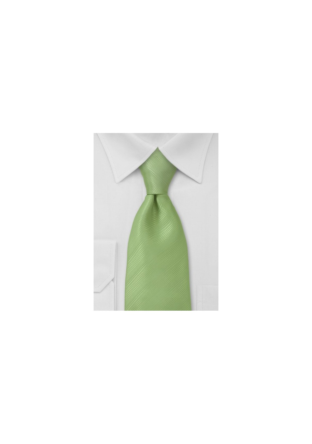 XL Mint Green Men's Tie