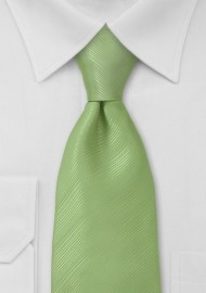 Kids Mint Green Tie