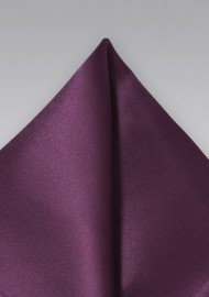 Spiced Wine Pocket Square