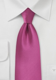 Radiant Orchid Color Tie