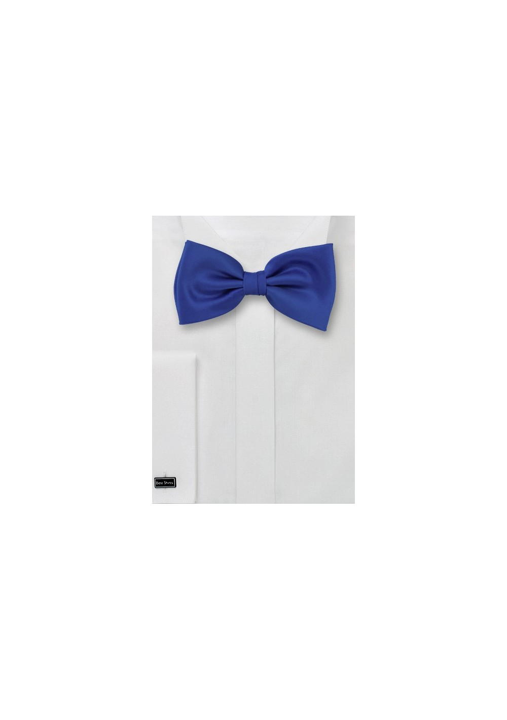 Bright Azure-Blue Men's Bow tie