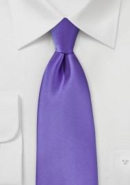 Freesia Purple Necktie