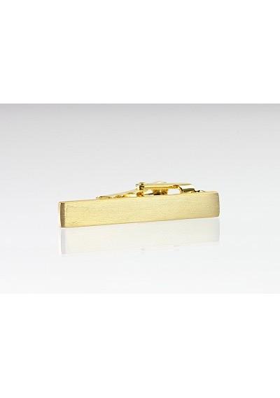 Brass Tie Bar in Narrow Size