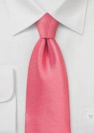 Summer Necktie in Coral Reef