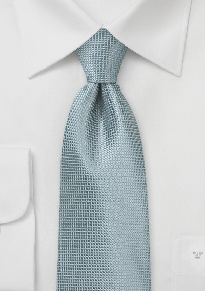 Quarry Gray Colored Necktie