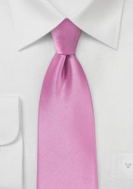 Orchid Pink Necktie for Kids