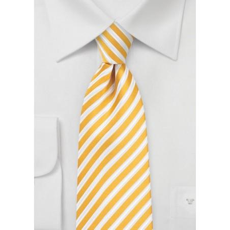 Meyer Lemon and White Necktie