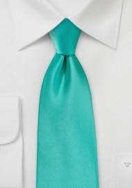 Mermaid Satin Necktie for Kids