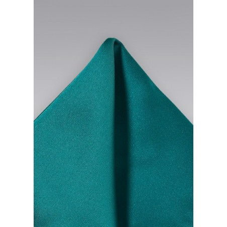 Everglade Color Pocket Square