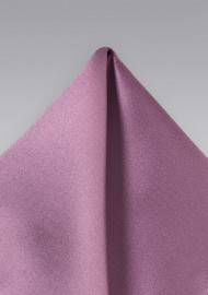 Rose Purple Pocket Square
