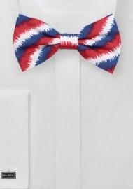 Cotton Summer Bow Tie