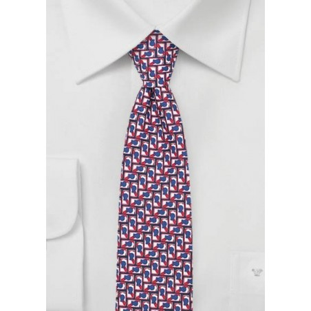 PBR Beer Can Necktie