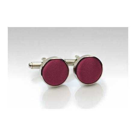 Wine Red Cufflinks