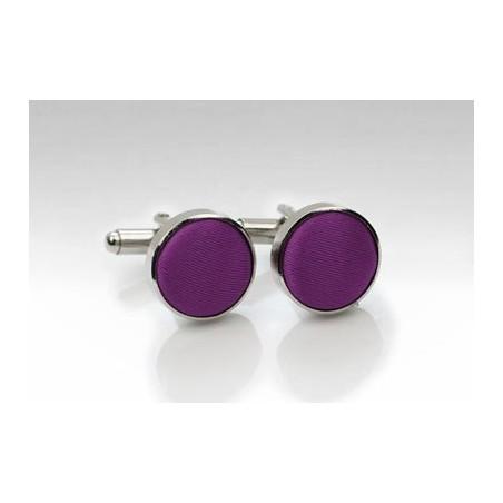 Grape Purple Cufflinks