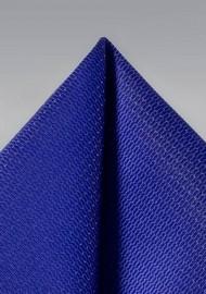Horizon Blue Suit Hanky
