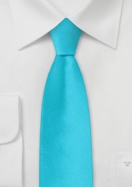 Skinny Necktie in Bright...