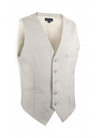 Mens Dress Vest Suits Tan Sand