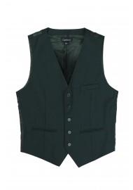 suit vest green