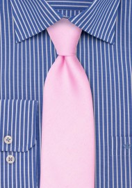 Tickled Pink Spring and Summer Necktie