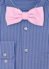Tickled Pink Bow Tie