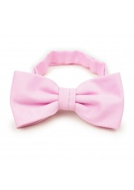 Tickled Pink Bow Tie Styled