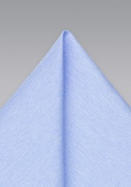 Blue Bird Pocket Square