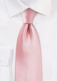 Ring Bearer Tie in Petal Pink