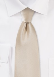 Single Colored Necktie in...