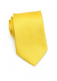Sunbeam Yellow Necktie for Kids