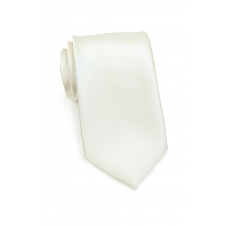 Formal Champagne Color Tie in XL