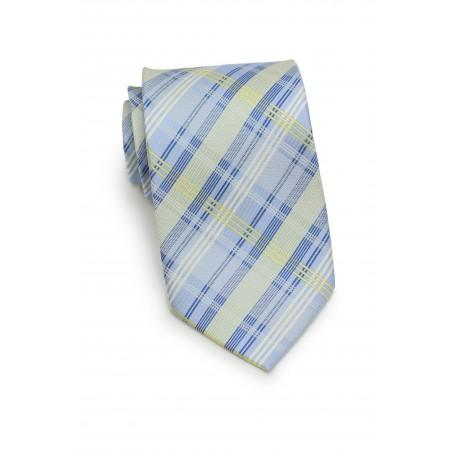 Summer Kids Neck Tie in Light Blue