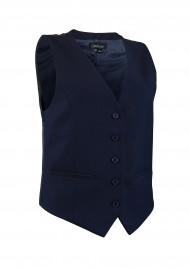 Women's Uniform Vest in Navy