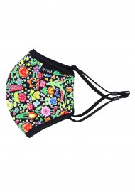 Summer Print Kids Face Mask in Cotton
