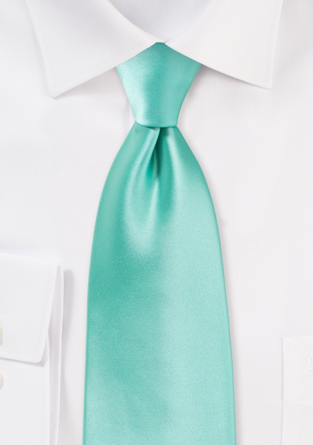 Beach Glass Color Tie in XL Length
