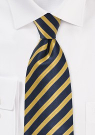 Asymmetrical Tie in Yellow...