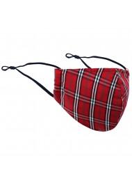 Scottish Tartan Plaid Face Mask